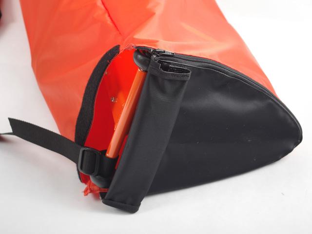 1039 キャリーミー輪行バッグ 250g 収納袋付 キャスター移動可能
