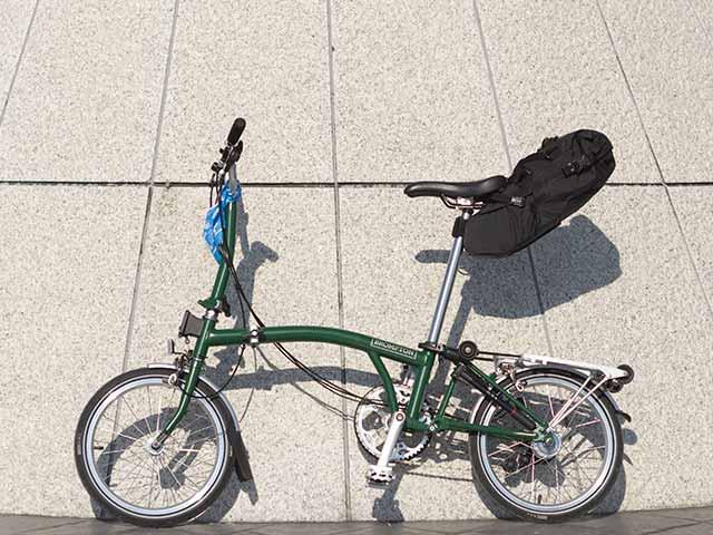 【トラベルサドルバッグ14L】 リュックに変形 バイクパッキング 大型 ロールトップ 取付金具不要 No.1050【送料無料】
