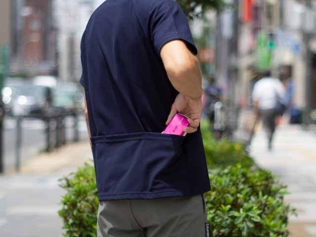 【ミリタリーポロ】ポロシャツ プライムフレックス ストレッチ 吸汗速乾 肩・背ポケットNo.2124【送料無料】