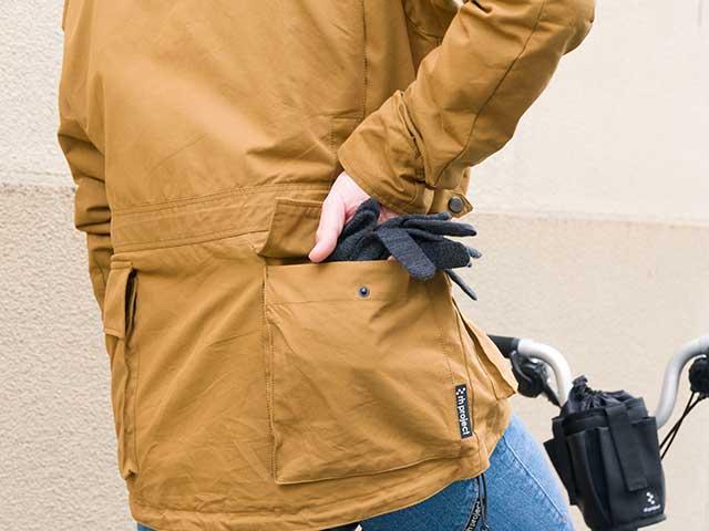 【ワーカーズジャケット】2020版 防風 耐久性の高いコットンxコーデュラ(R)素材 フード付き 大容量ポケット No.2176【送料無料】