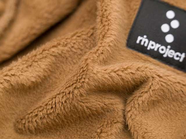 【鬼起毛フーディー】パーカー 防風・はっ水・保温 こたつレベルの温かさ 背ポケット 日本製 No.2179