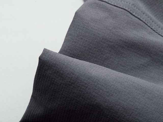 【トラベルロングパンツ】10分丈 4wayストレッチ 吸汗速乾 収納袋付き 軽量 コンパクト ベルト内蔵 日本製 No.3164【送料無料】