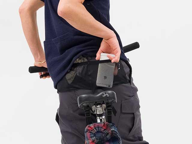 【7ポケットショートパンツ】7分丈 バックポケット 吸汗速乾 ストレッチ ACTIBRID(R) 日本製 No.3177【送料無料】