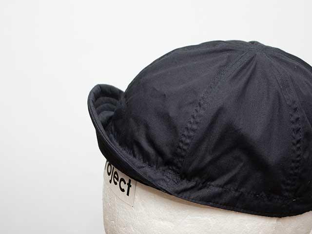 【サイクルキャップ】 リンプロジェクト カスクやヘルメットの下に 雨や日光から目を守る 日本製 No.4503